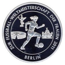 Germania-le donne Calcio Coppa del Mondo 2011-Berlino (8896/592)