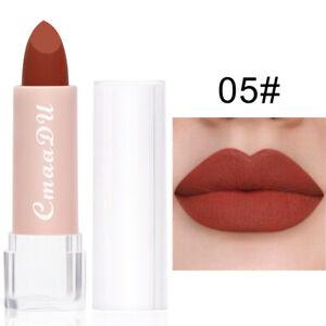 Waterproof Velvet Matte Lipstick Long Lasting Lip Stick Makeup Lip Tint Cosmetic