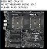 ASUS WS C621E SAGE BIOS MOD FOR INTEL ES CPUs QL1K QL1F  QL1J QL1M AND MANY MORE