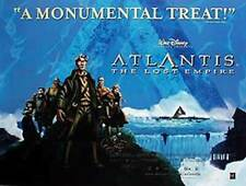 Atlantis (Regulär) (Zweiseitig) Original Filmposter