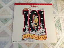 WALT DISNEY'S - 101 DALMATIONS - STEREO LASERDISC