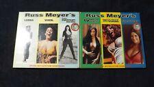 Russ Meyer 2 CD Lorna Vixen Pussycat.  Up Ultravixens Supervixens