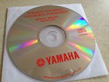 Yamaha TT-R 125 E LW LWE Y 2009  Workshop Service manual manuel atelier CD pdf