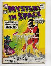 MYSTERY IN SPACE 69 - VG 4.0 - ADAM STRANGE - 1ST MAILBAG (1961)