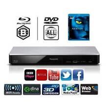Panasonic DMP-BDT260 Smart red 3D DVD reproductor de Blu-ray región 2 Blu-Ray B