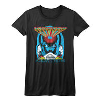 Journey Frontiers Album Cover Women's T Shirt Rock Band Concert Tour Merch Top