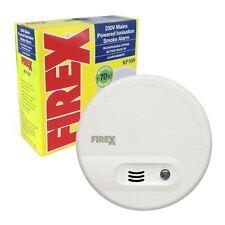 Kidde Firex kf10r ionisation secteur fumée alarme incendie RECHARGEABLE Secours