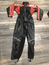 Harley Davidson Polyurethane Coveralls Rain Gear Men's Xl
