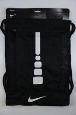 Details about NIKE HOOPS ELITE GYMSACK BLACKWHITE DRAWSTRING BAG BACKPACK GYM SACK BA5342 NEW