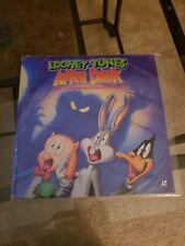 Looney Tunes After Dark Laserdisc - RARE CARTOON ANIMATION