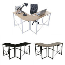 Computertisch Schreibtisch Eckschreibtisch Gaming Tisch PC Bürotisch L-förmig