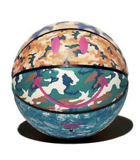 Chinatown Market Basketball - Unreleased Camo Smiley Ball CTM - Limited