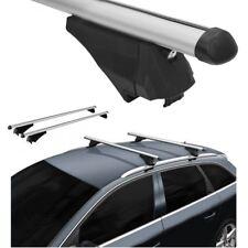 Roof Rack Cross Bars Aluminum Locking fits Misubishi Outlander PHEV 2014 onwards