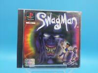 jeu video sony playstation ps1 BE PAL swagman
