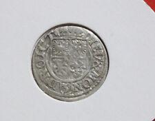 Prussia-Preussen: 3 Pölker 1/24 Taler 1622 Königsberg, Ss-VF, #F 1571, Poltorak