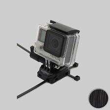 GoPro Zip Mount for HERO 3 3+ 4 Session Universal Halterung SCHWARZ/BLACK
