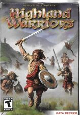 Highland Warriors (PC, 2003) - Retail Box - PC CDRom Game Data Becker