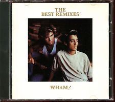 WHAM ! - THE BEST REMIXES - JAPAN CD ALBUM [2711]