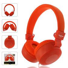 Kubite con cable Ear auriculares diadema niños chica auriculares rosa para iPad