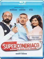Supercondriaco (Blu Ray - Eagle Pictures) Nuovo - Italiano