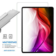 For New iPad Pro 11 inch 2018 Ultra HD Clear Tempered Glass Screen Protector b