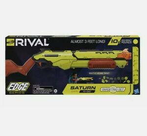 Nerf Rival SATURN XX-1000 Edge ULTRA HTF IN HAND Sold Out FREE Shipping