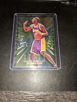 1996-97 Skybox Z-Force Zebut Kobe Bryant RC Rookie #3, Insert Lakers RARE!!!