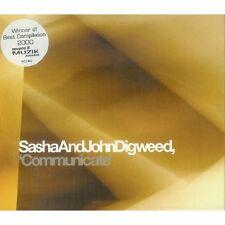 Sasha & John Digweed - Communicate (Mixed by Sasha + John Digweed) (2 X CD)