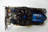 Sapphire Radeon HD 5770 Vapor-X PCIe 2.1 Graphics Video Card 1GB DP DVI HDMI OCs