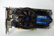 Sapphire Radeon HD 5770 Vapor-X PCIe 2.1 Graphics Video Card 1GB DP DVI HDMI OCs