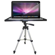 "Laptop Notebook Projector Tray Mount Holder for 1/4""  Screw Tripod Stand New"