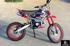 BIGFOOT 125CC PIT MOTOR DIRT BIKE TRAIL MOTOCROSS PRO KICK START 14/17 BIG WHEEL