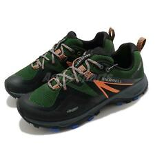 Merrell MQM Flex 2 GTX Gore-Tex Green Black Men Outdoors Hiking Shoes J034943
