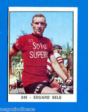 CAMPIONI DELLO SPORT 1966/67 - Figurina/Sticker n. 248 - EDUARD SELS -Rec