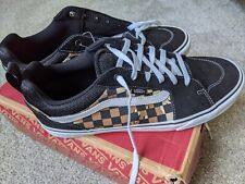 Vans Sneakers Pixel Camo Checkers New with Tags Men's Size US 13