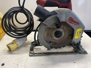 Milwaukee CS60 110v Circular Saw 61mm