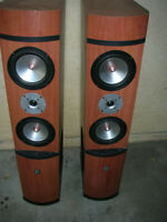 Theater Research TR-1610 Tower Speakers