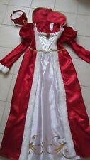Déguisement Impératrice Joséphine 8-10 ans   *** en TBE ***