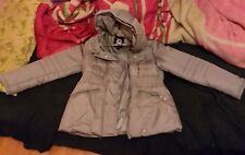 Dollhouse Bubble Jacket Grey XL New with No Tags