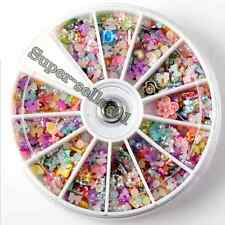 1200 phone beauty Japanese manicures diy jewelry nail strips pearl soft clay