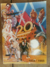 Magazine 50éme ANNIVERSAIRE DE LA TWENTIETH CENTURY FOX album souvenir   *