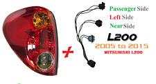 Mitsubishi L200 Camioneta Trasera Con Luz Lámpara 05-15 N/S Pasajero Izquierda M202