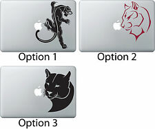 Panther Cat Decal Skin Sticker Apple Mac Book Air/Pro Dell Laptop Tattoo Vi
