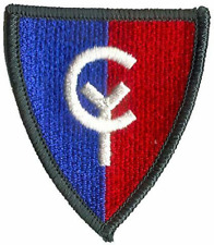 38TH INFANTRY DIVISION PATCH - FULL COLOR