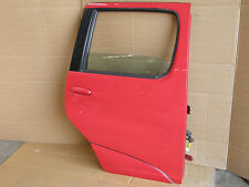 Tür hinten rechts Toyota Yaris Verso EZ.2004 Rot 3PO Komplett