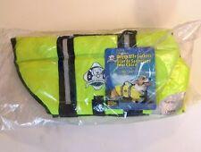 Dog Lifejacket Paws Aboard Medium  Highlight Yellow Life Vest 1400  M Nylon