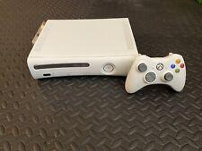 Microsoft Xbox 360 Pro Edition 20Gb White Console - Tested.