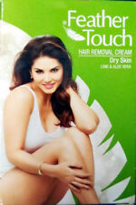 Feather Touch Hair Removal Cream WITH ALOE VERA & ROSE 40g 2PCS