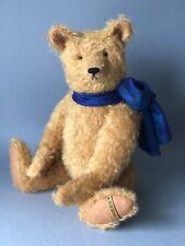 OOAK Artist bear from Bear Rhymes, Benno, OOAK Bear