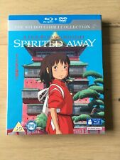 Spirited Away - Studio Ghibli, Blu-Ray & DVD 2-Disc Set - 2001 R2